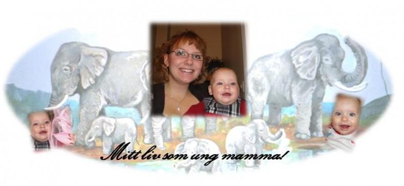 Mitt liv som ung mamma!